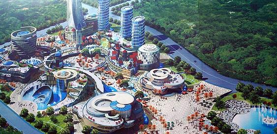 五彩文化广场2