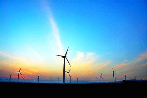 华能长岛风力发电项目