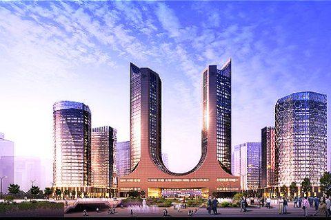 寿光市东部新城企业总部群体工程