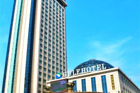 海湾大酒店建筑及精装修工程