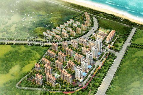 建源山海龙城住宅项目