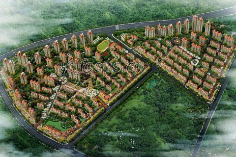 官庄豪庭住宅项目