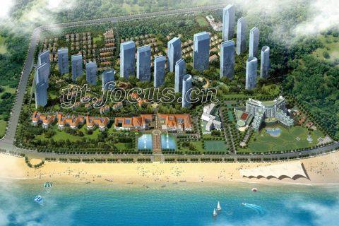 天越湾公寓式酒店项目