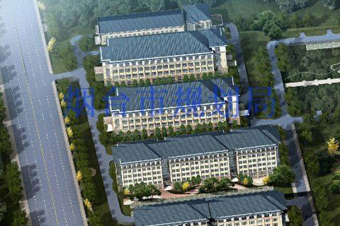 烟台工贸技师学院新校区工程