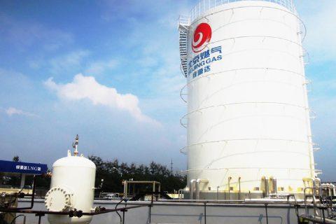 北京燃气(5000户天然气管网改造工程)