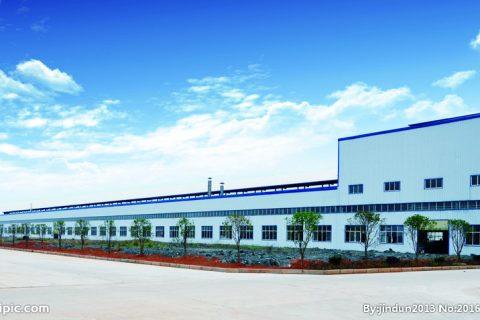 山东祥普实业有限公司厂房及相关配套工程