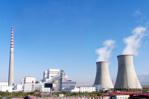 莱阳市热电厂工程