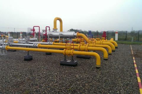烟台市天然气输气干线(宝钢钢管、栖霞、海洋)