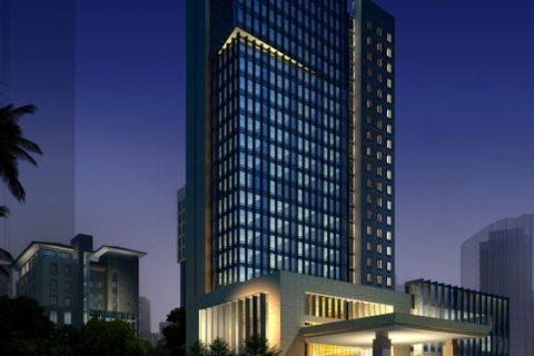 国奥天地商务酒店