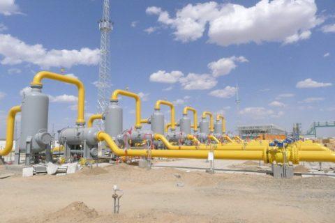 中世天然气输气干线二期站场工程(开发区、东道平、武宁、莱西、莱阳、桃村)