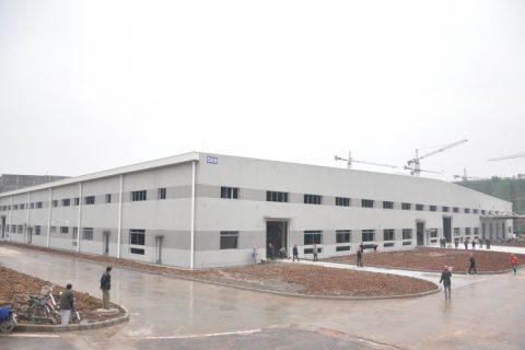 富士康B07厂房及相关配套工程