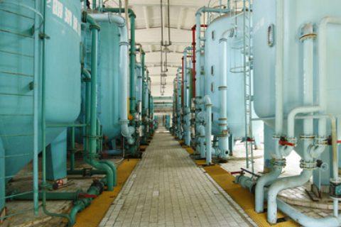 福泰热电厂设备安装工程