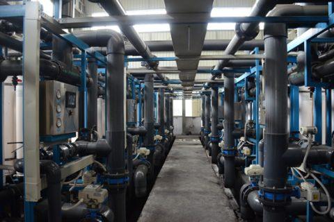 烟台市高新区饮用水改造工程