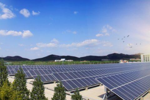 烟台新宝能源22.7MW光伏电站项目